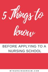 Not All Nursing Colleges are Equal: 5 Issues You Ought to Know Earlier than Making use of to a Nursing Faculty – My Nursing Dream