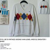 Lendl Adidas Vintage Shirts Vintage Adidas Tennis Clothes