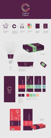 Ideas en diseños para manual de identidad grafica – Logos