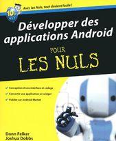Telecharger Developper Des Applications Android Pour Les Nuls Pdf Par Donn Felker Joshua Dobbs Telecharger Votre Fichier Ebook Maintenant