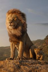 Disney Reside Motion Lion King Trailer That includes Simba