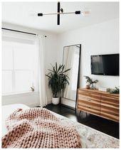 ✔ 86 coole erste Wohnung Deko-Ideen für den kleinen Geldbeutel 36 #bedroominspo ✔ 86 …   – anime