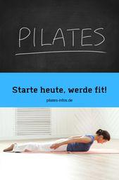 Pilates Übungen für Anfänger – Pilates Übungen