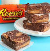 No Bake 3 Ingredient Reeses Fudge