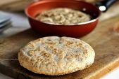 Pão de frigideira – super fácil de fazer e tem um detalhe: sem glúten e baixo teor de carboidratos   – Receitas