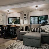10 Creative Camper Remodel Ideas