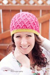 15 Unique Crochet Hat Ideas For Beginners – Chrocheted hats, gloves, and scarves