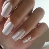 Glitter nails My favorite pin