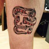 Nachdem ich mir für 4 Jahre eins gewünscht hatte, ging ich endlich raus und holte mir mein erstes Tattoo … Und …