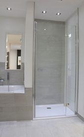 Sanfte Natursteintechnik mit der neuen Serie von unserer Hausmarke PrimeCollection Construct www.franke-raumwe … #Badezimmer #Bad # GästeWC #Wandfli  – Badezimmer