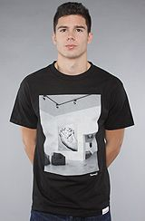 4d21a6afa3d Imaginary Foundation The Beyond Tee in Black   Karmaloop.com - Global  Concrete Culture