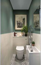 Sehr kleines Badezimmer? Alle Lösungen und Tricks, um es einzurichten – My Blog – Badezimmer Fliesen