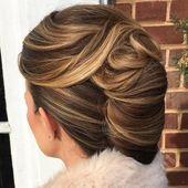 #Einfache #Einfache Frisuren Fantasievolle #Elegante #Mäntel Einfache, elegante Frisuren - #Einfach