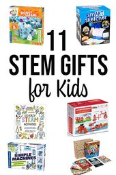 11 STEM Gifts for Kids