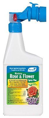 Monterey Lawn Lg6217 Pint Organic Rose And Flower Insect Spray Concentrate Click Image To Review More Details Neem Oil Flower Spray Insect Spray