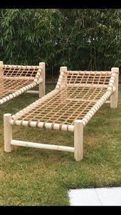 Legen Sie sich auf natürliche Materialien – Gar… – #auf #Gar #holz #legen #….. – Möbel