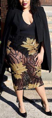 Curvy Fashion Inspiration for Women // #plus #size #fashion #women #outfits,  #Curvy #fashion…