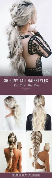 53 Trendy Wedding Hairstyles Updo Chic Hair Tutorials