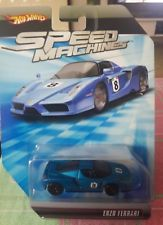 Hotwheels Speed Machines Ferrari Enzo Blau Ovp Ferrari Shelby