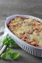 Lentil lasagne {vegetarian} – freshdelight