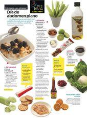 1,500 calorías al día que te mantendrán delgada y satisfecha. #StudioB… – Diet