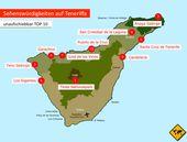 TOP 10 Sehenswürdigkeiten auf Teneriffa! Entdecke…