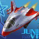 ウルトラマンの科学特捜隊は単座の戦闘機を装備していなかったので描いてみました 戦艦 雪風 メカ