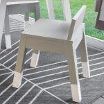 Einfache moderne abgewinkelte Bein DIY Kids Table – Kostenlose Pläne