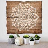 Mandala Stencil Passion – Mandala-Schablonen für …