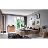 Reduced wardrobes with mirror