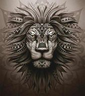 Tribal Tattoo for Shoulder And Chest