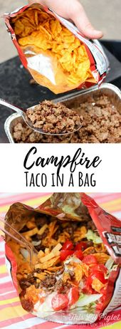 70 Camfire recipes & Foil Pack recipes for Camps or summer BBQ Night cookouts – Hike n Dip