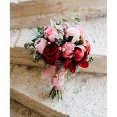 16 bouquets de mariée repérés sur Pinterest pour s'inspirer!