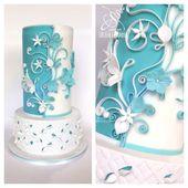 White & Tiffany Hochzeit   – namety, inspiracie
