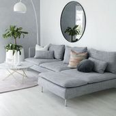 95+ Best and Stylish Scandinavian Living Room Designs Ideas # Scandinavian # #