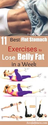 Do you Want to Get a Flat Stomach Fast?