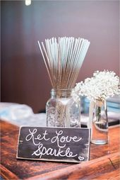 Fall Wedding Ideas – Rustic Decorations for a Fall…