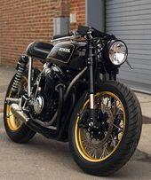 Schöne Honda CB750 von @cognitomoto Folgen Sie uns @gentlebikers für die besten Bikes …   – Ride and Roll