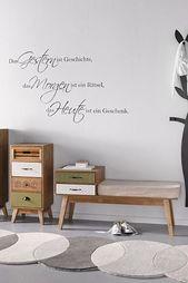 Heine Home Sofa in Solid Wood – interior design ideas Hallway | BAUR – #from #BAUR #E …