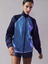 Training Tracktop Jacket in Ray Bluenight Indigo | Stella