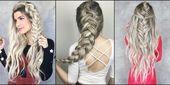 21 Der Beweis, dass der Undercut Short die beste Wahl in dieser Saison ist Haarfarbe Ideen #Shorthairbraids