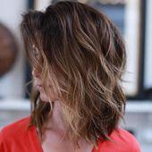 Shag Haircuts Feines Haar und Ihre schönsten Looks – #feines #haircuts #looks #schonsten – #new