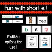 CVC Short E – Engaging – Aktivitäten für kleine Gruppen oder ganze Gruppen – CVC activities