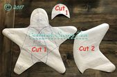 Baby Blanket DIY Star shaped baby wrap blanket – Cardinal Sewing Nest