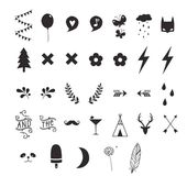 Lightbox Symbol Set – Numbers & Symbols