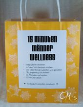 15 Minuten-Männer-Wellness in der Tüte