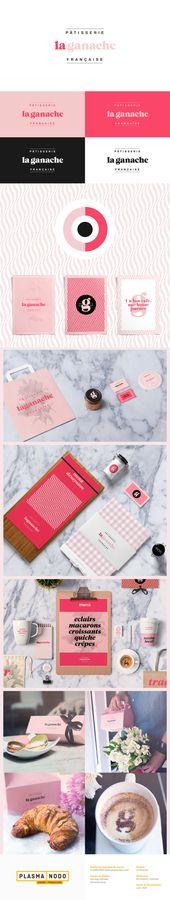 La Ganache – Identidad de marca en Behance   – Diseñog