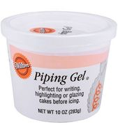 Wilton Piping Gel-10 Ounces