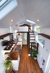 26 'Custom Napa Edition von Mint Tiny Homes – #cool …