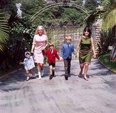 Who are jayne mansfields children